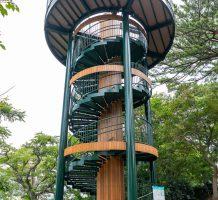 螺旋タワーの製作